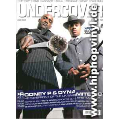 Undercover Mag - Issue 12