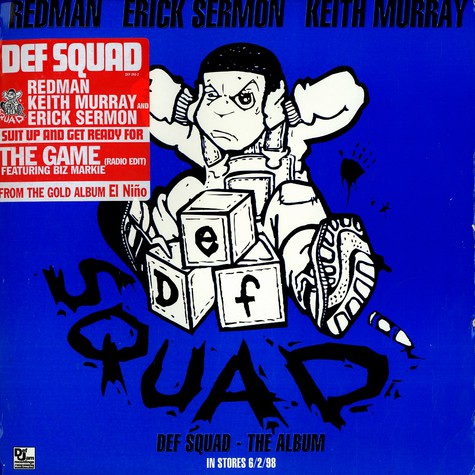 Def Squad - The game feat. Biz Markie