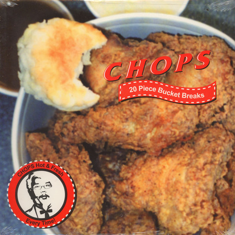 Chops - 20 piece bucket breaks