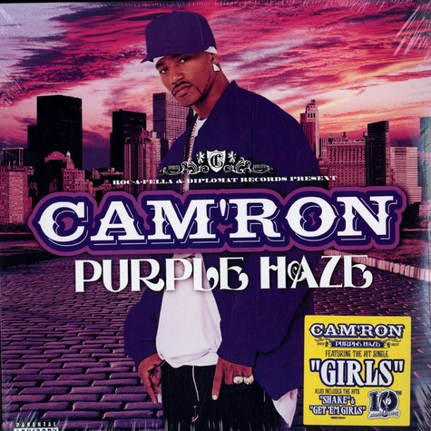 Camron - Purple haze