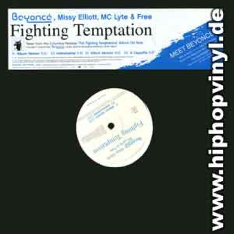 Beyonce - Fighting temptation