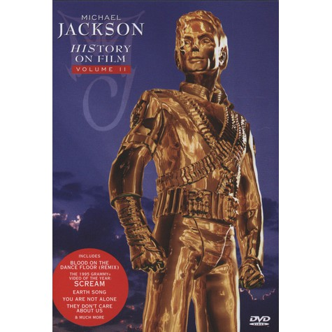 Michael Jackson - History on film vol.2