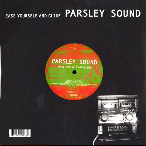 Parsley Sound - Ease yourself & glide