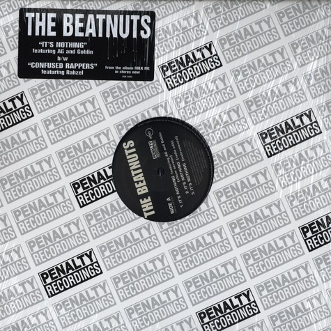 Beatnuts - It's nothing feat. AG & Goblin