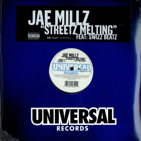 Jae Millz - Streetz melting