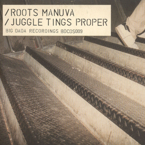 Roots Manuva - Juggle tings proper