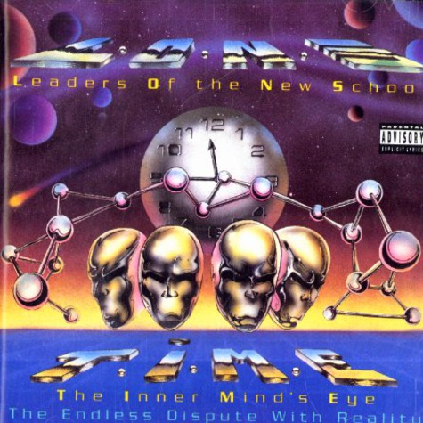 Leaders Of The New School - Time - the inner mind eye