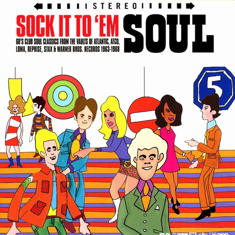 V.A. - Sock it to 'em soul