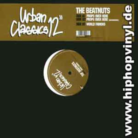 Beatnuts - Props over here