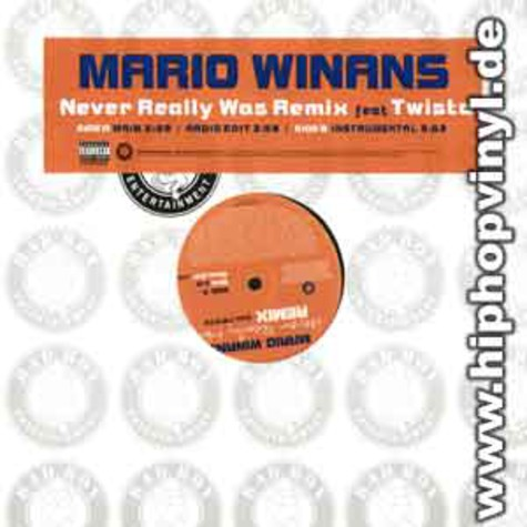 Mario Winans - Never really was remix feat. Twista