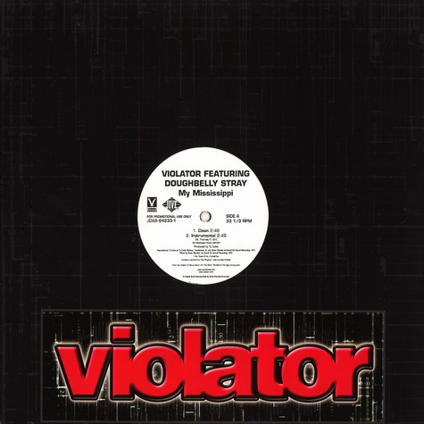 Violator - My mississippi feat. Doughbelly Stray