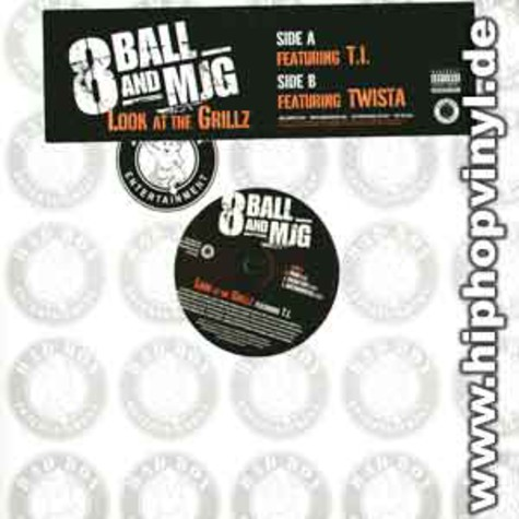 8Ball & MJG - Look at the grillz feat. T.I.