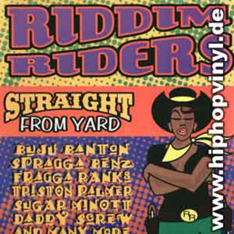 45 King - Riddim riders