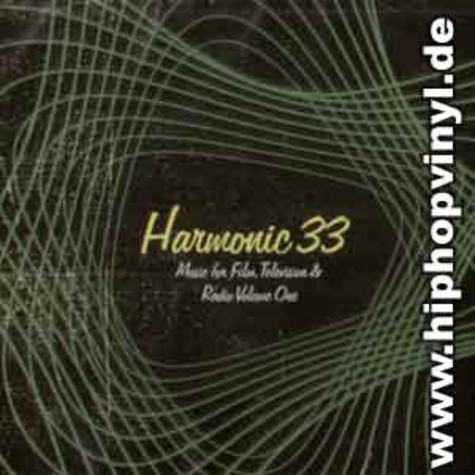Harmonic 33 - Music for film, television & radio vol.1