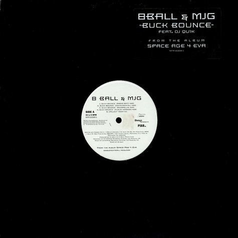 8Ball & MJG - Buck bounce feat. Dj Quik