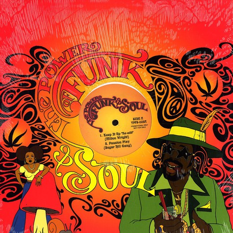 Power Of Funk & Soul, The - Volume 5