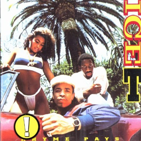 Ice T - Rhyme pays