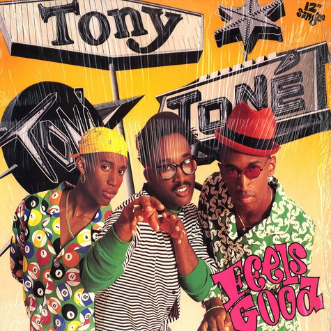 Tony! Toni! Tone! - Feels Good