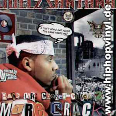 Juelz Santana - Back like cooked crack 2