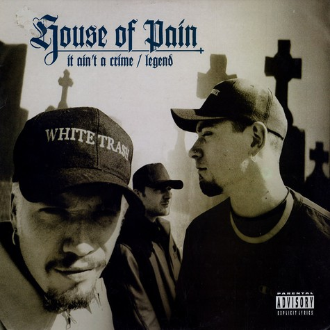 House Of Pain - It ain't a crime
