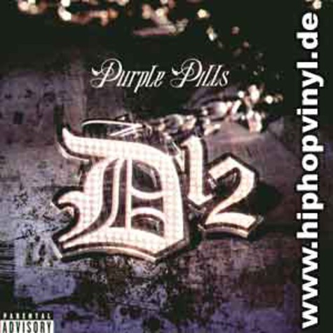 D 12 - Purple pills