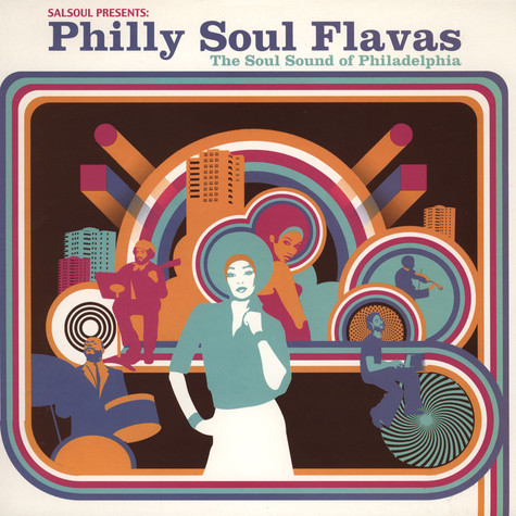 Salsoul presents - Philly Soul Flavas: The Soul Sound Of Philadelphia