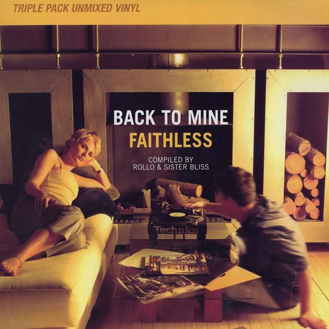 Faithless - Back to mine