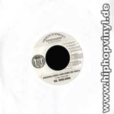 Capleton/ Dr. Ring-Ding - Step to the fire/ Dancehallfieber
