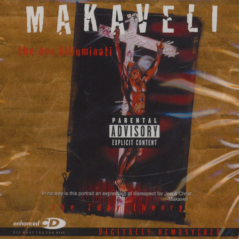 Makaveli - The Don Killuminati The 7Day Theory