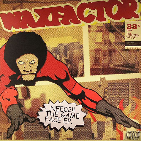 Waxfactor - Game face EP
