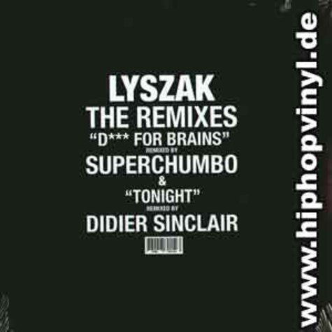 Lyszak - The rermixes