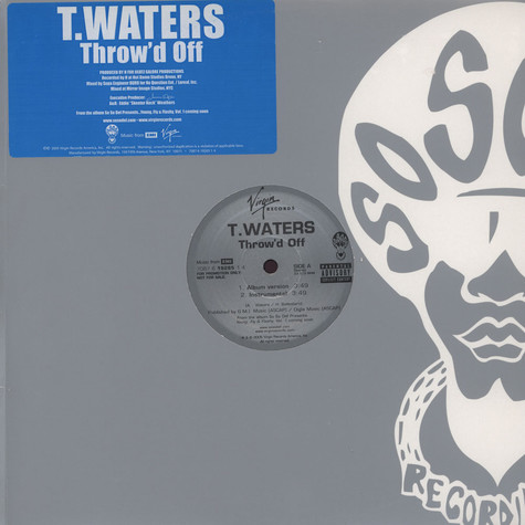 T.Waters - Throwd off