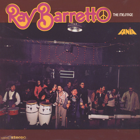 Ray Barretto - The message