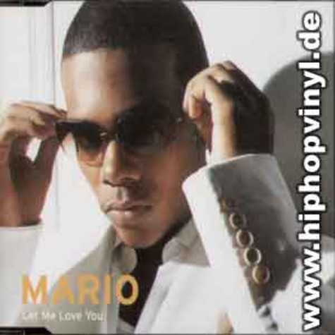 Mario - Let me love you remix feat. Jadakiss & T.I.