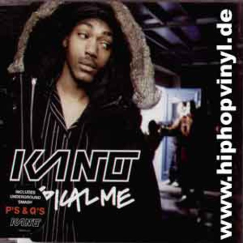 Kano - Typical me feat. Ghetto