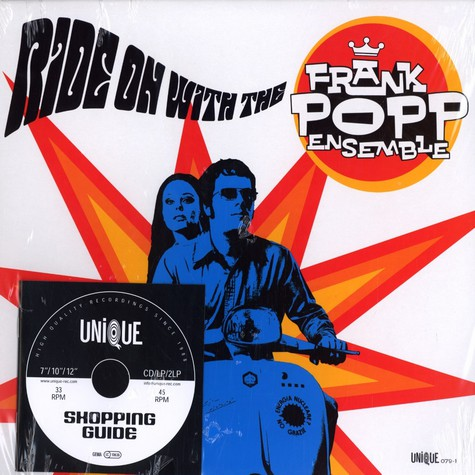 Frank Popp Ensemble - Ride on with the...