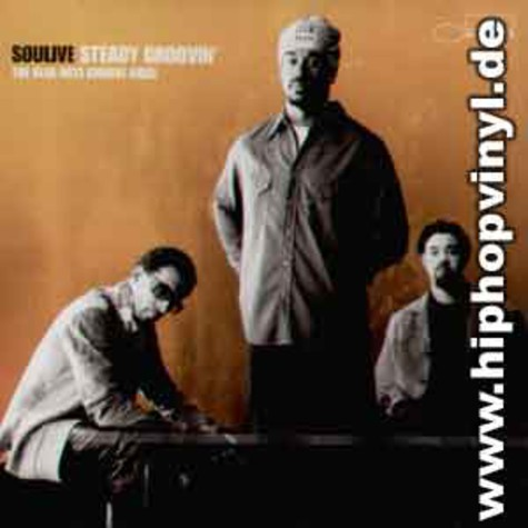 Soulive - Steady groovin