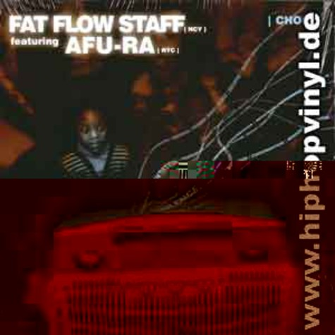 Fat Flow Staff & Afu Ra - Choc