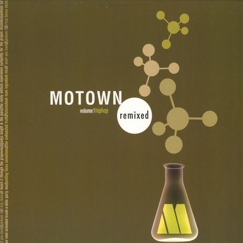 Motown Remixed - Volume 1 - hip hop