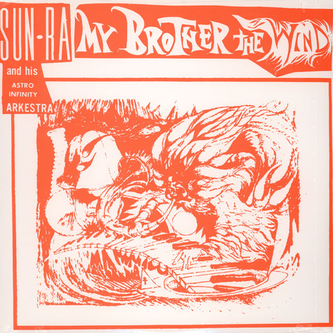 Sun Ra - My brother the wind v.2