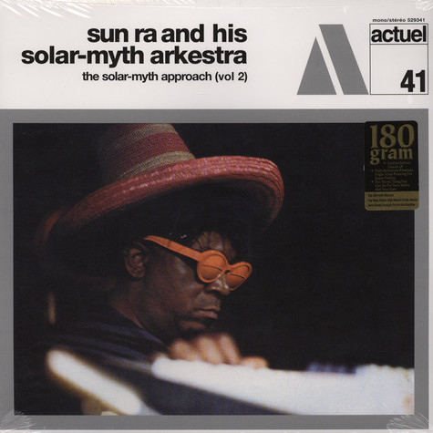 Sun Ra - The Solar Myth Approach Volume 2