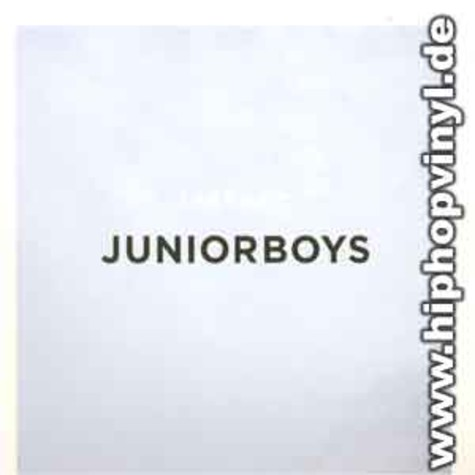 Juniorboys - Last exit