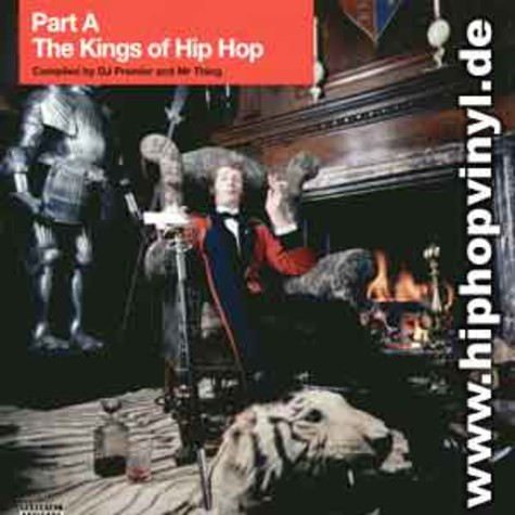 DJ Premier & Mr. Thing - The Kings Of Hip Hop Part A
