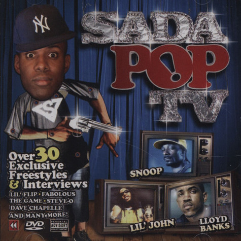 DJ Whoo Kid - Sada pop tv - the dvd