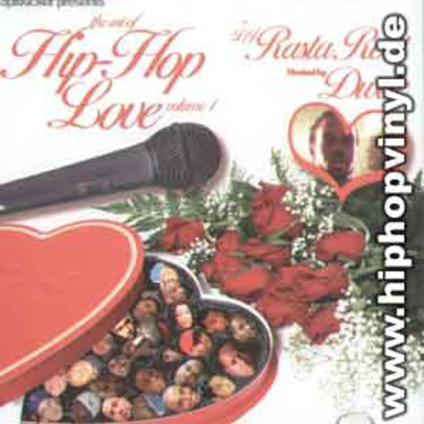 Dwele & DJ Rasta Root - The art of hip hop love volume 1
