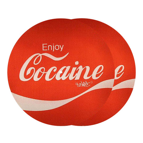 Sicmats - Cocaine Design Slipmat