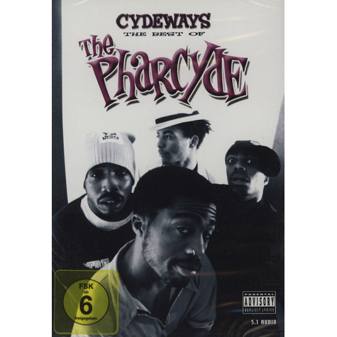 Pharcyde, The - Cydeways -the best of