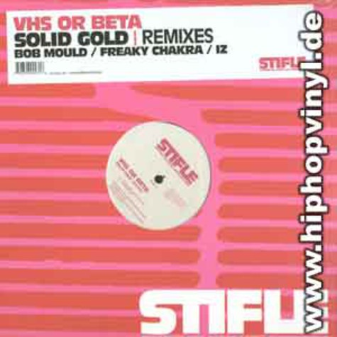 Vhs Or Beta - Solid gold remixes