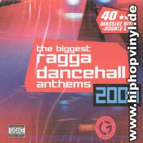 V.A. - The biggest ragga dancehall anthems 2004