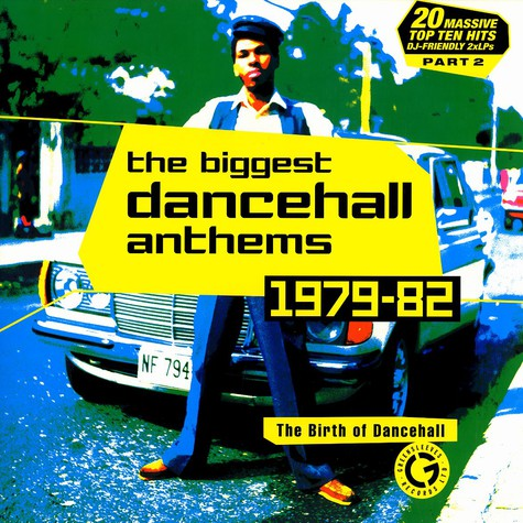V.A. - The biggest dancehall anthems 1979-1982 part 2